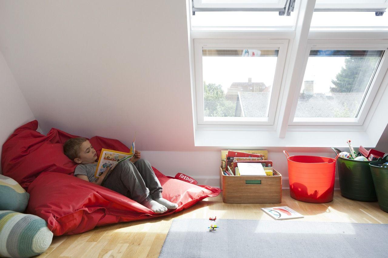 Stanza Dei Giochi Bambini : Idee per creare una stanza dei giochi in mansarda dove i bambini