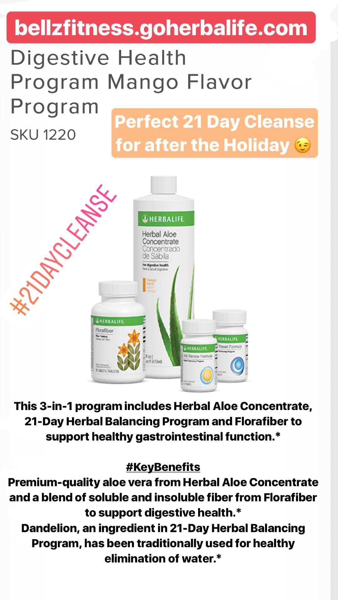 Need a detox after 4th of July wknd ?!?. We got this 21 Day Cleanse to get  you started . . #21DayCleanse #HolidayDetox #Herbalife
