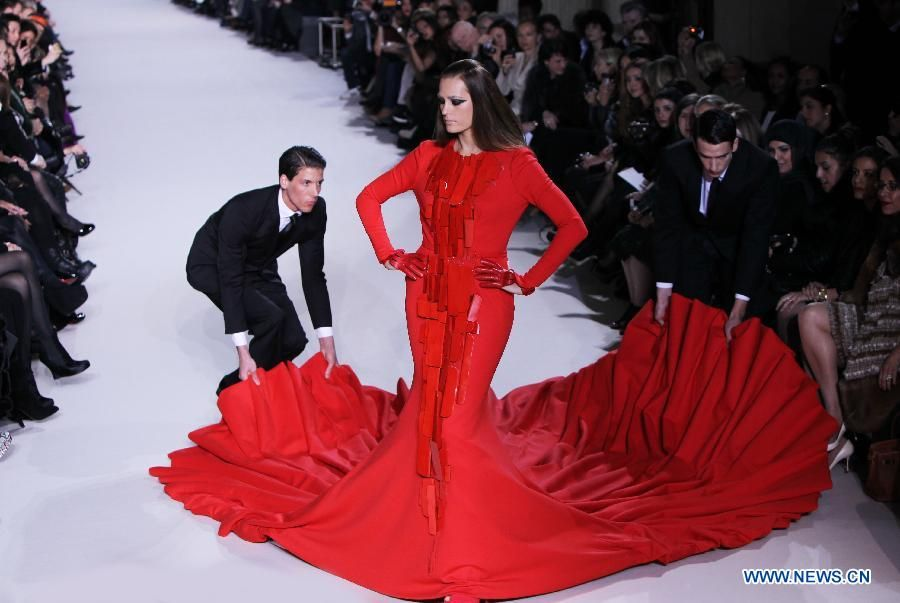 Stephane Rolland - MY Couture GOD I pray to only thee! <3