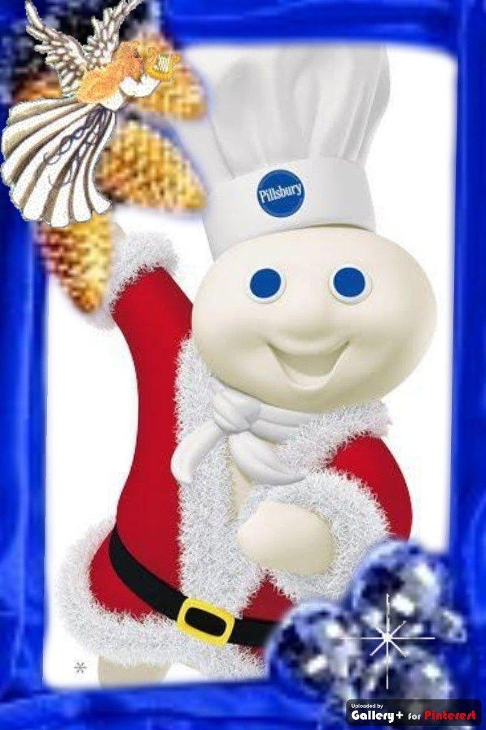 Pillsbury Dough Boy Christmas Pillsbury Pillsbury Recipes Baking