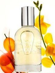 Perfume oil.