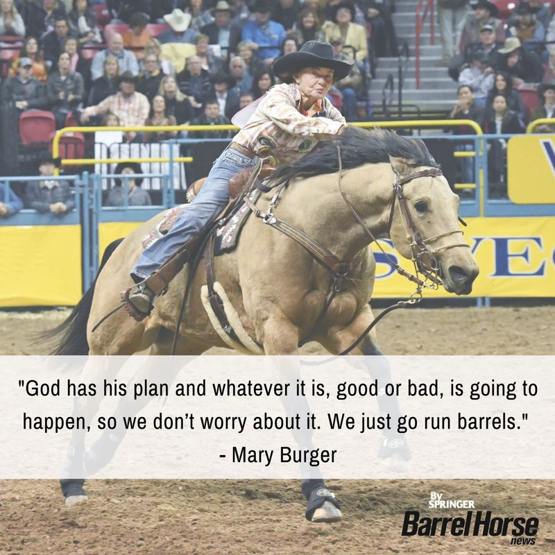 Top 10 Favorite Quotes from February 2017 Barrel Racing