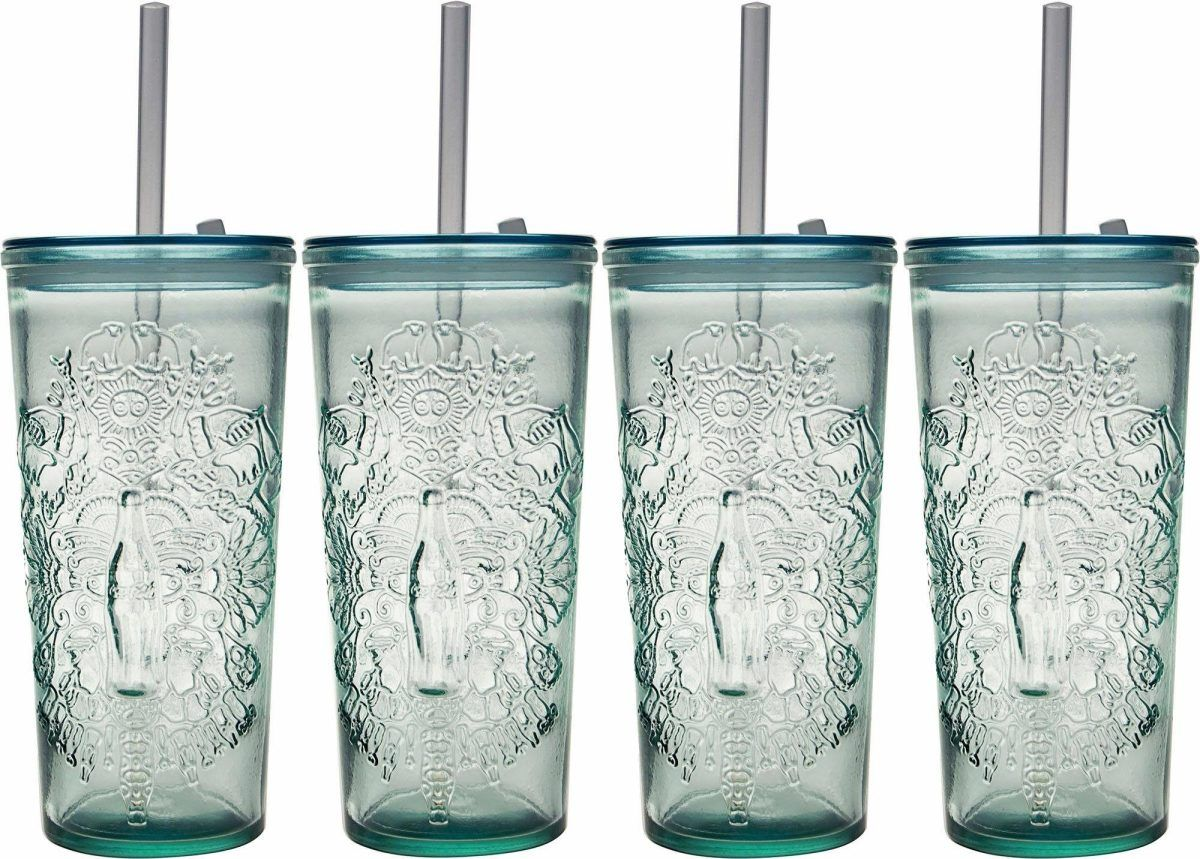 Coca Cola Gläser-Set transparent, COCA-COLA Jetzt bestellen unter ...