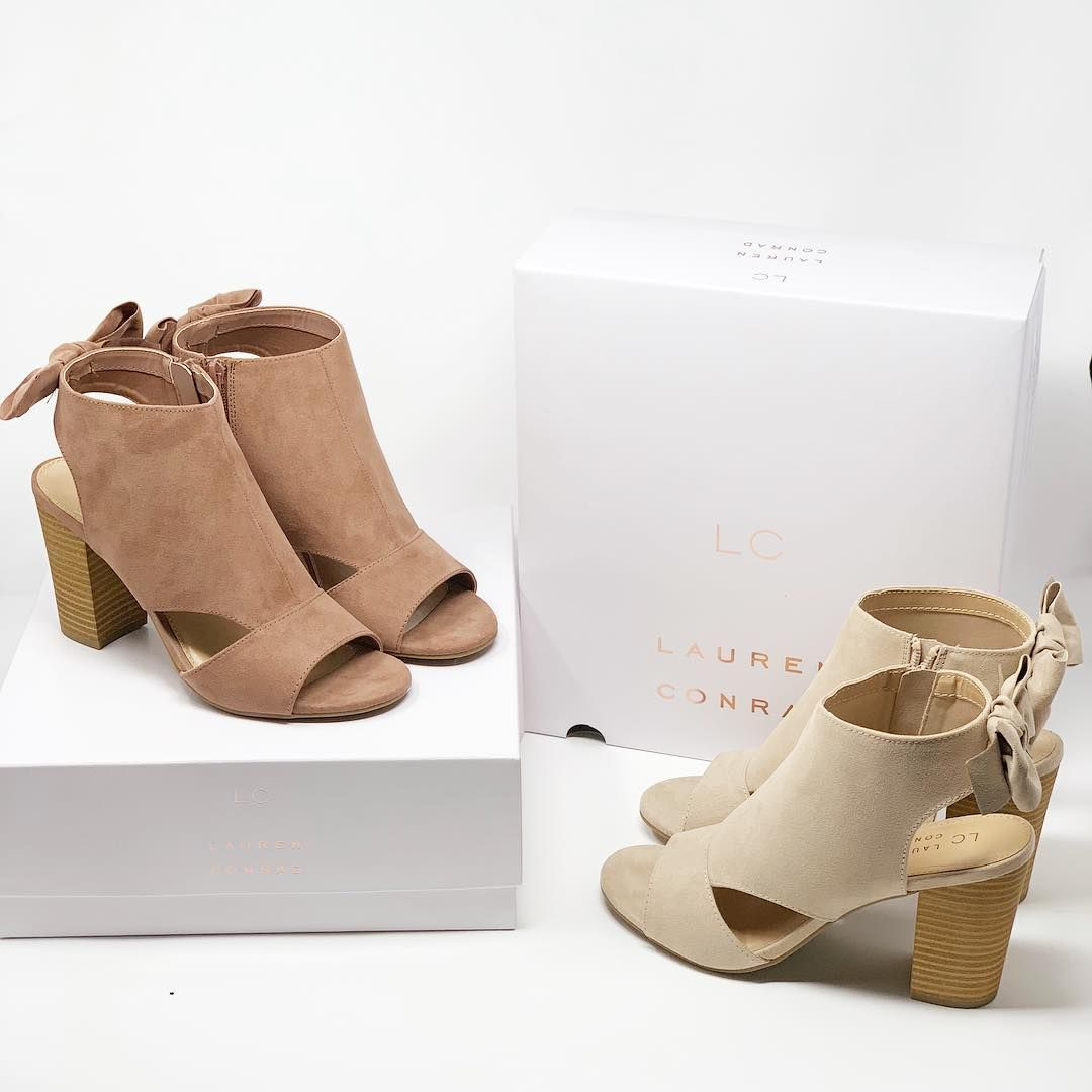 High heel boots ankle