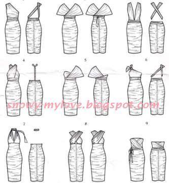 J Adoré Victoria S Secret Ruched Convertible Dress Thank Goodness I Lost The Original