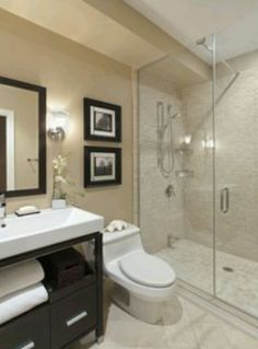 Image Result For 5x8 Bathroom Transitional Bathroom Design