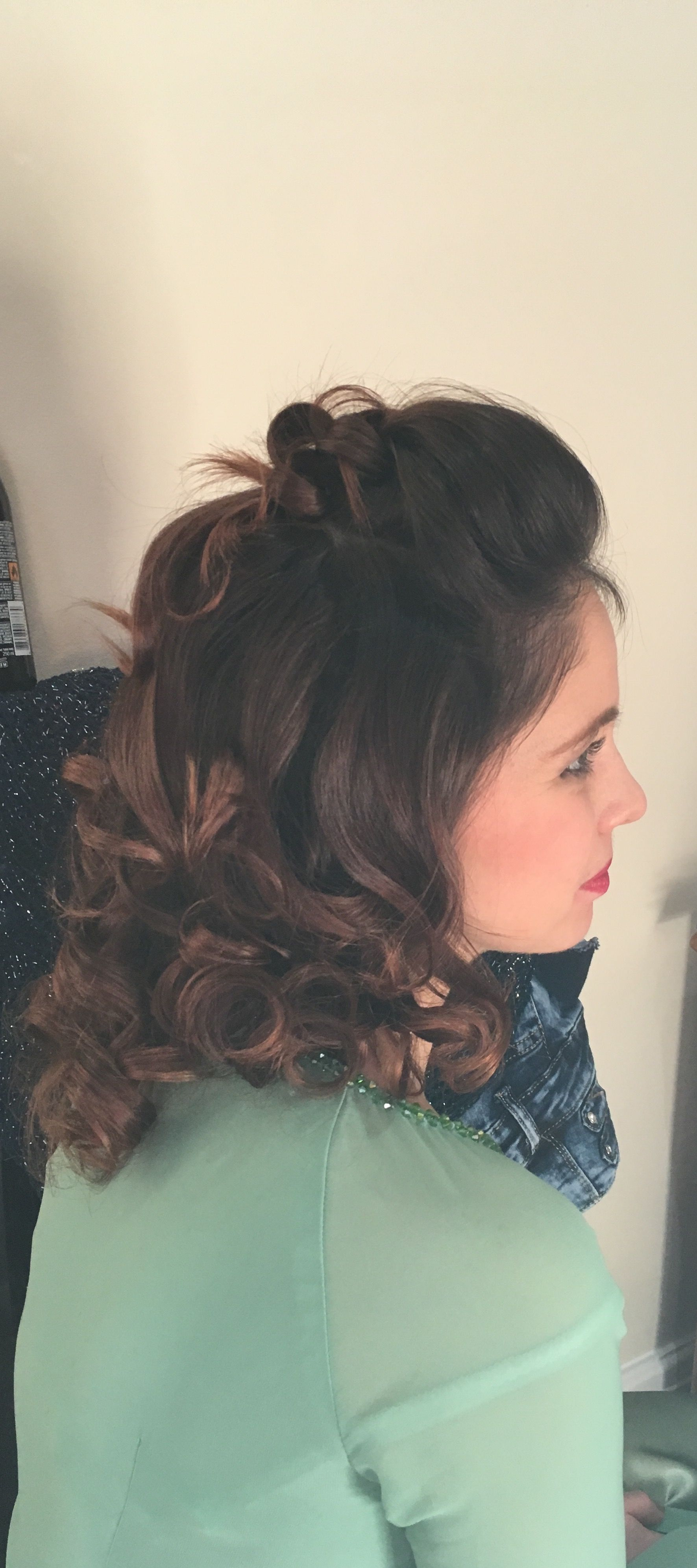 vintage #curls #weddinghair #stafford #stoke #cheshire