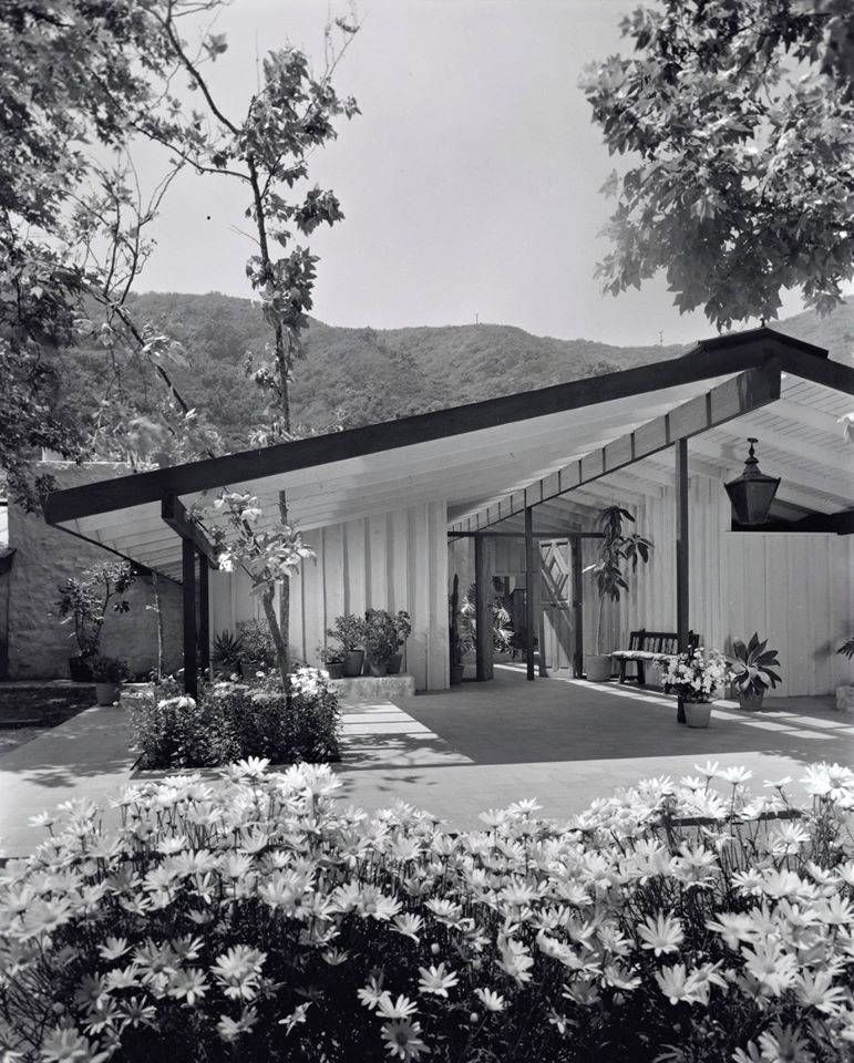 Mid Century Modern Architecture A Look At Mid Century: Mid Century Exterior, Mid Century Modern