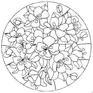 Красивейшие круглые шаблоны для росписи!!!. Обсуждение на ...