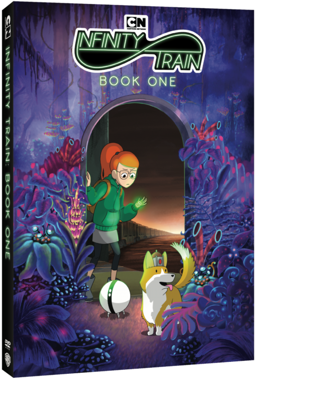 Infinity Train Book One Review And Coloring Sheet In 2020 Train Book Free Kids Coloring Pages Storyboard Artist