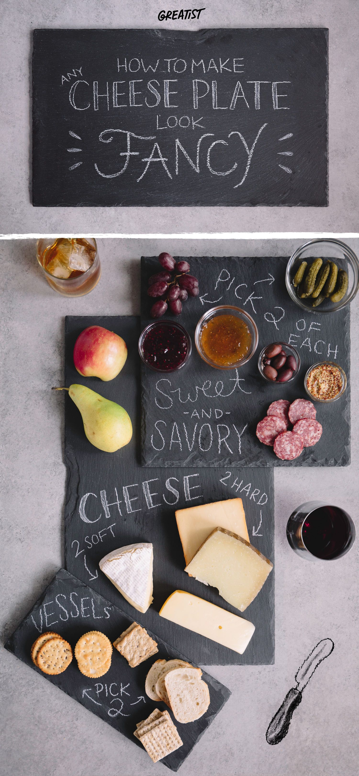 Make a Cheap Cheese Plate That Looks Super Fancy & Make a Cheap Cheese Plate That Looks Super Fancy | Brie Cheese and Easy