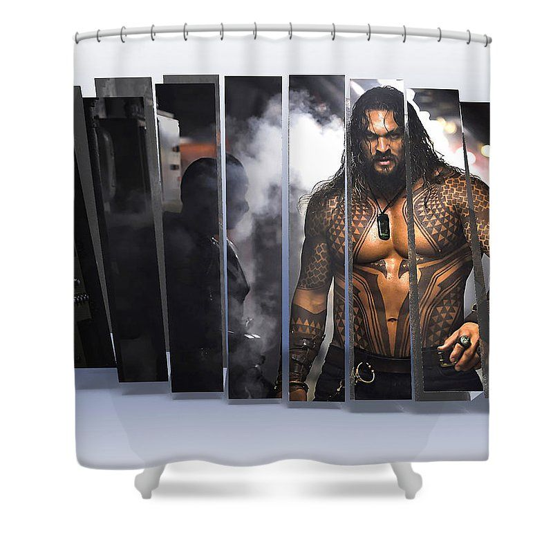 Aquaman Shower Curtain For Sale By Marvin Blaine In 2020