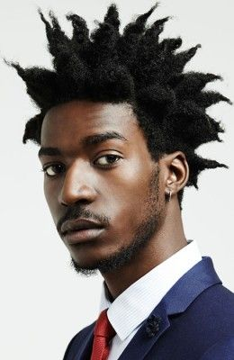 Excellent 1000 Images About Mens Afro On Pinterest Men Street Styles Short Hairstyles Gunalazisus