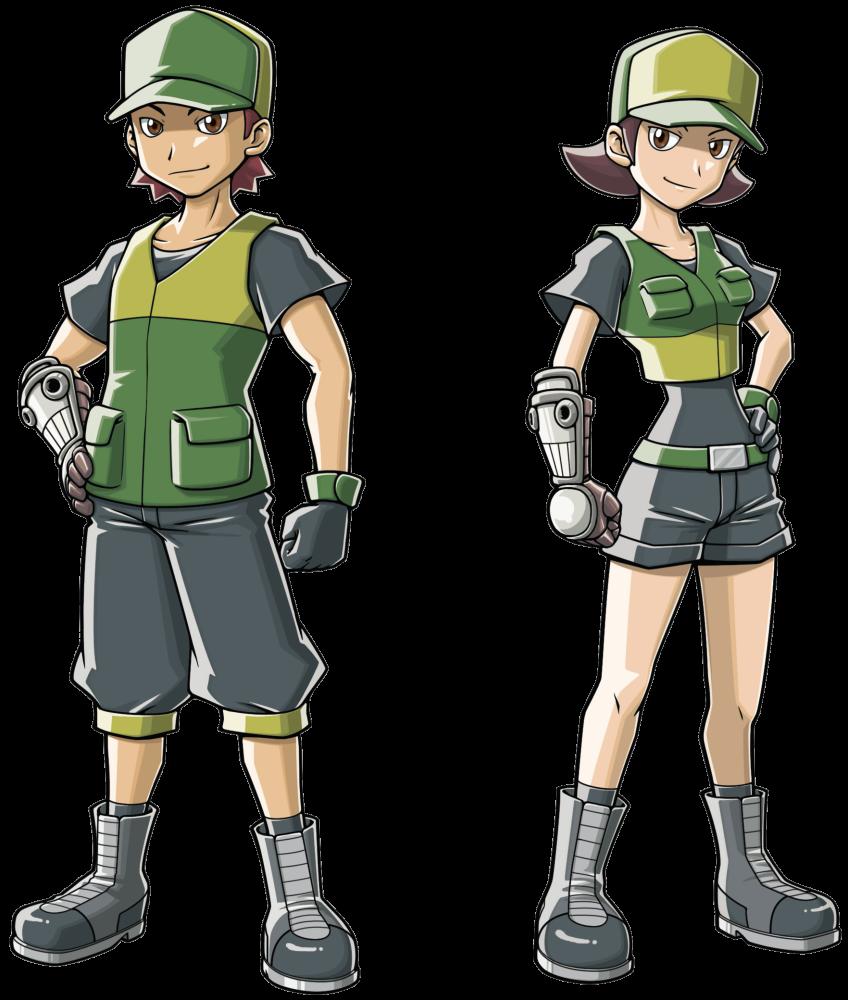 Pokemon Pinchers Grunts [Pokemon] | The Beloved Minions ...