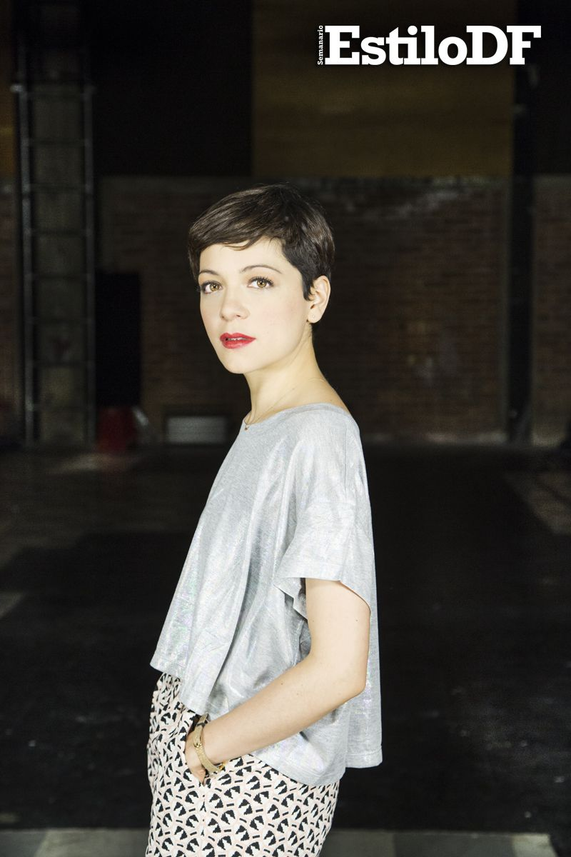 Natalia Lafourcade I Wish I Could Pull Off Short Hair