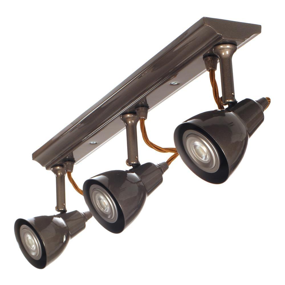 3 Spot Light Strip Triple Ing Task Lighting Jim Lawrence