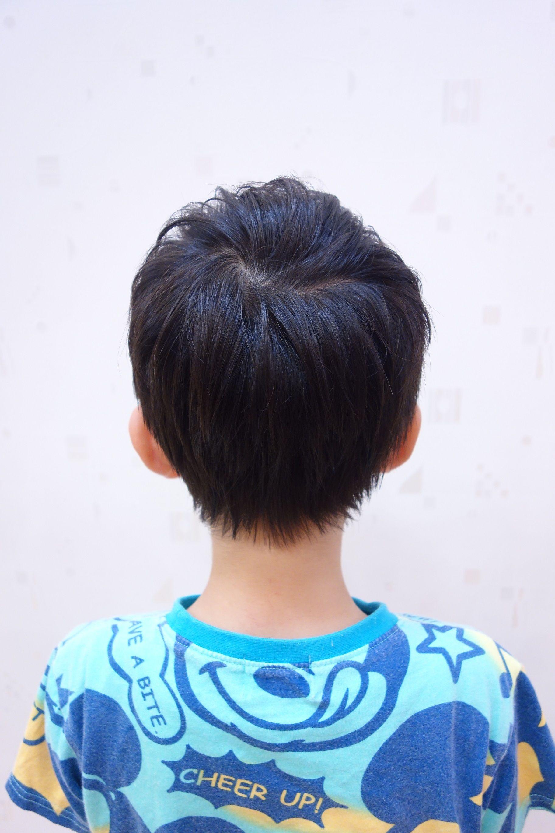 ボード 髪型 男の子 のピン