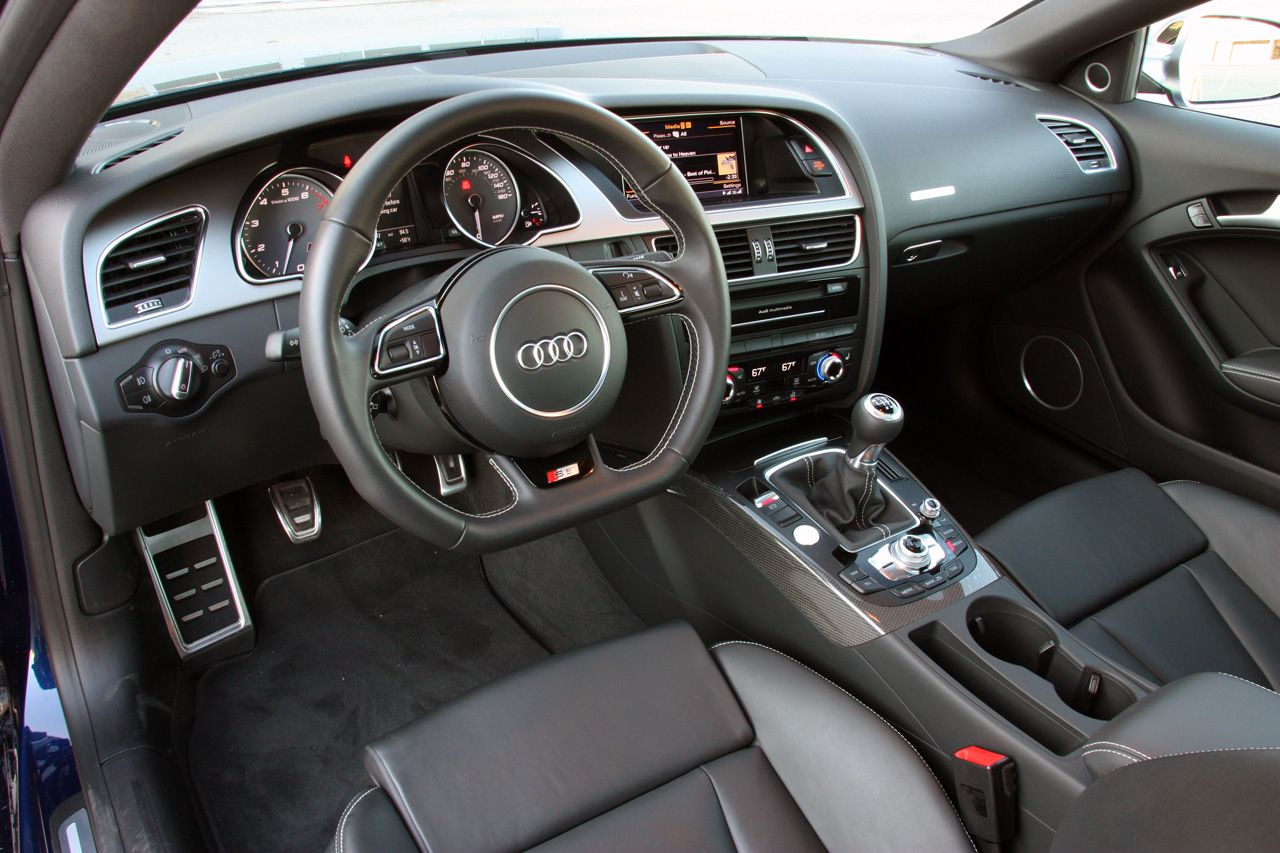 2013 Audi S5 Coupe | Dash boards & Interiors | Pinterest