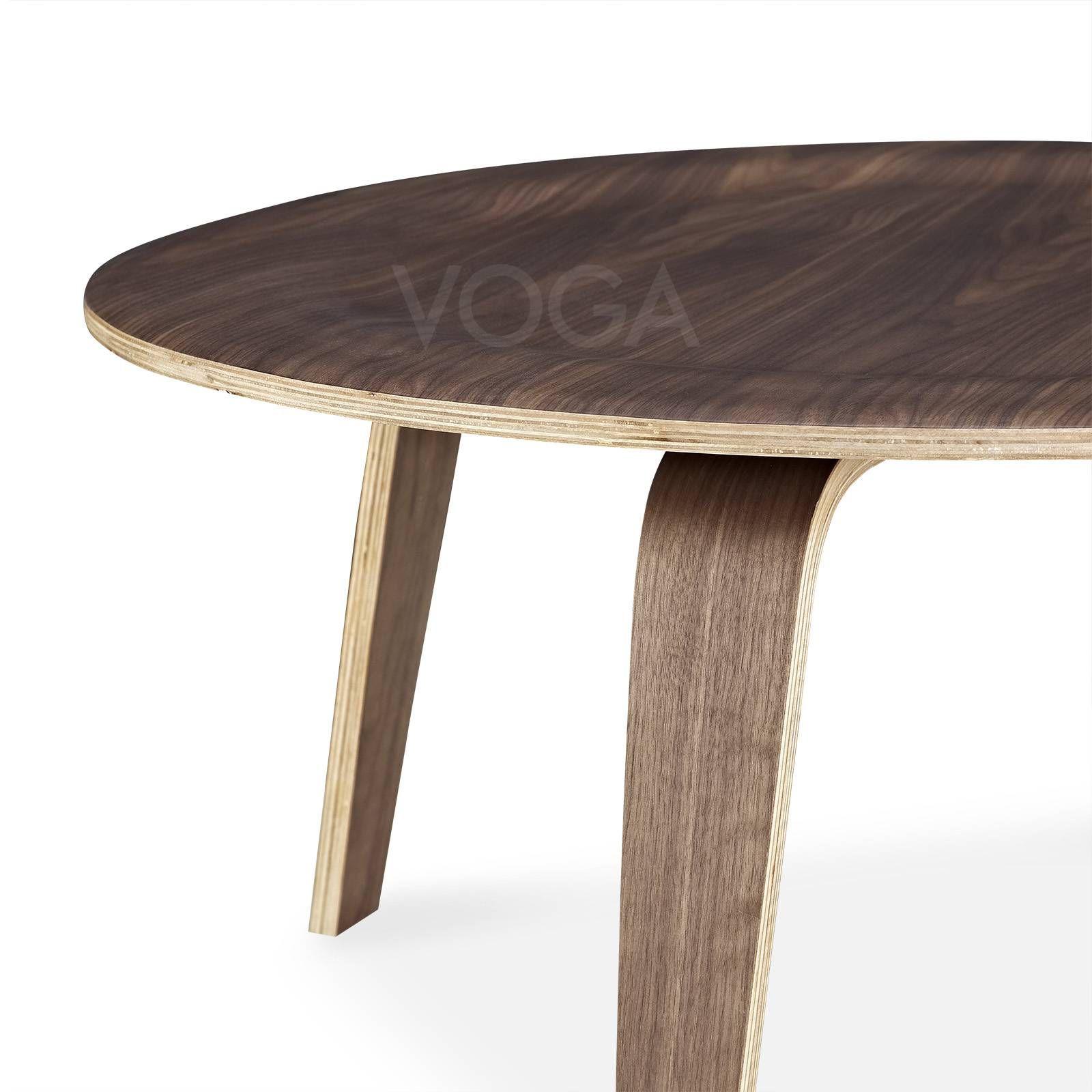 Ctw Salongbord Valnott Tre Valnott Plywood Coffee Table Coffee Table Wood Replica Furniture [ 1600 x 1600 Pixel ]