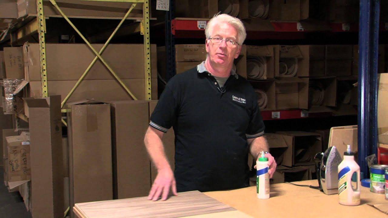 Webisode 9 How To Use Pva Glue For Wood Veneer Application Wood Veneer Veneers Wood