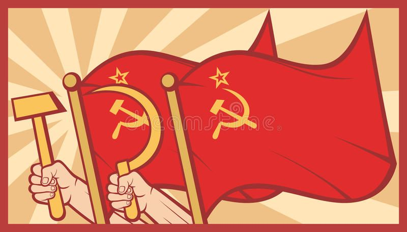 Ussr Soviet Flag Poster Russian Workers Flag Sponsored Ad Sponsored Soviet Workers Russ In 2020 Modern Graphic Art Russian Revolution Socialism In Europe