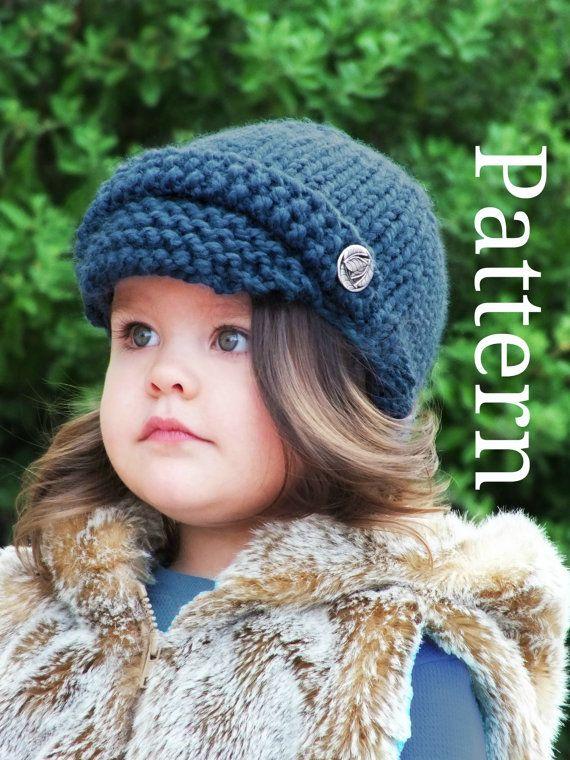98235ad9 93717 c7799; best price baby newsboy hat pattern knit hat knitting pattern  pdf baby hat pattern instant 3d3fd