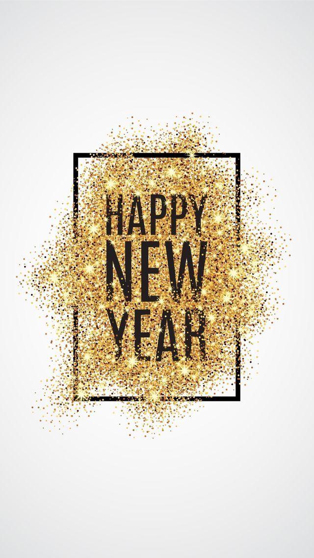 Wallpaper iPhone #happy new year#glitter#holidays⚪️  myPhone