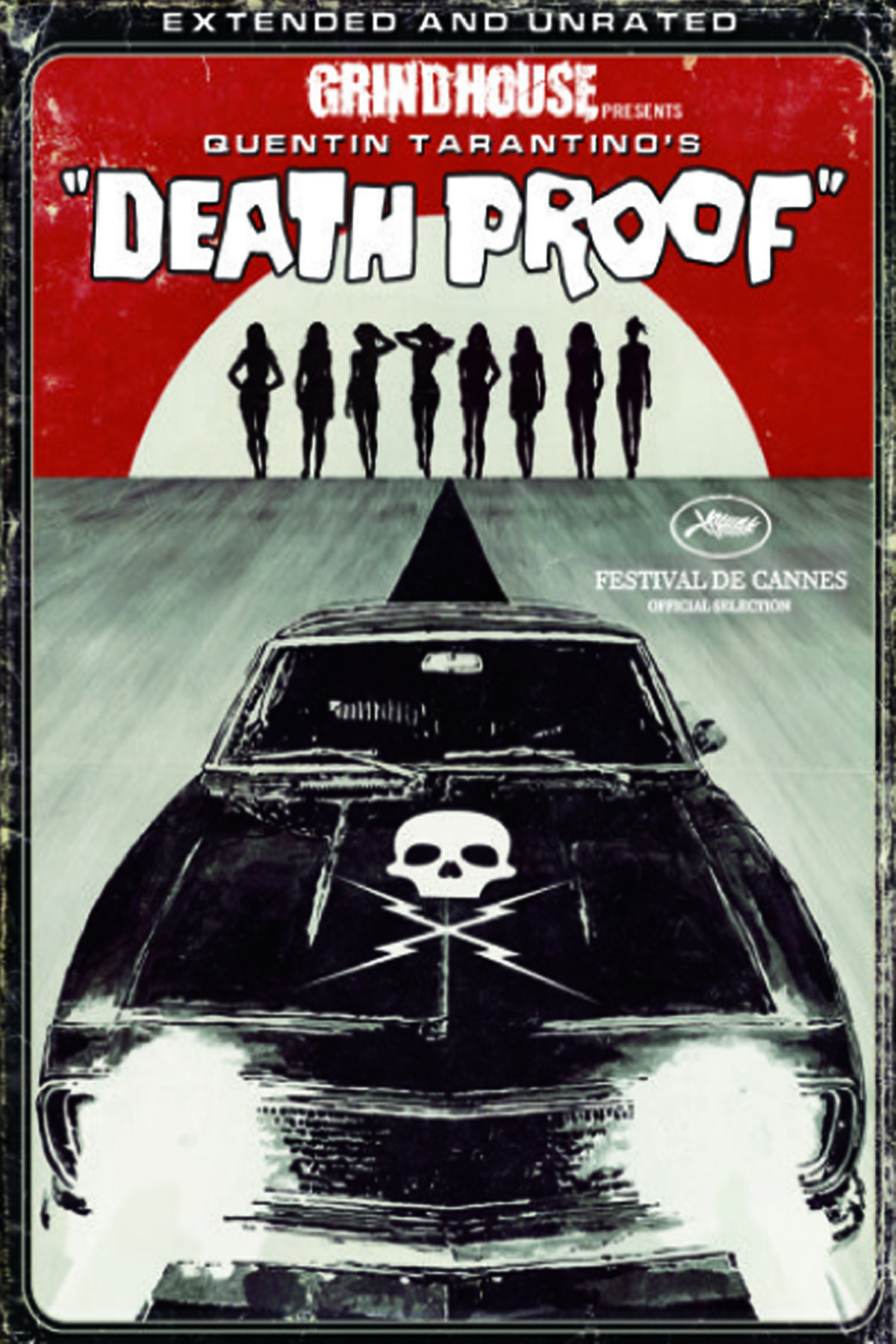 Death proof extended and unrated special edition on dvd from weinstein company directed by quentin tarantino more action revenge and thrillers dvds