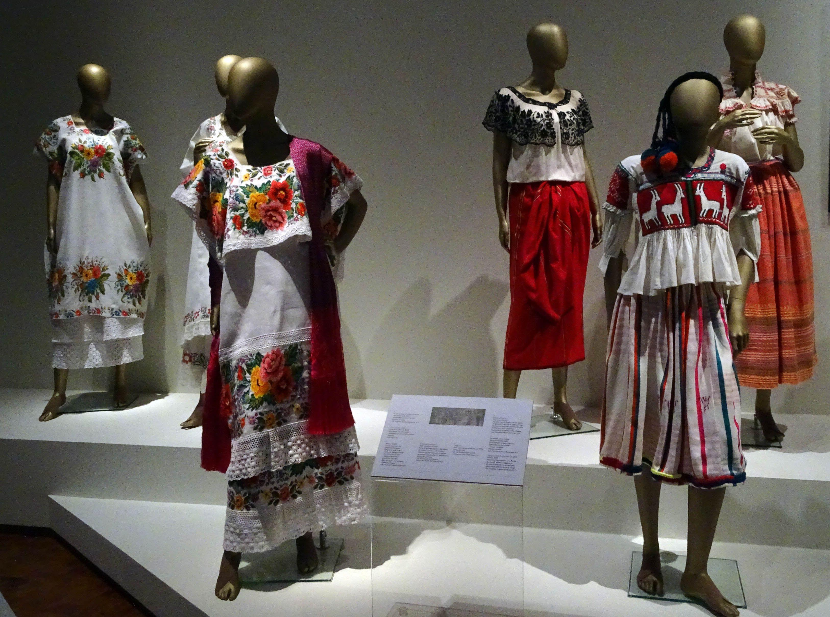 Indumentarias de México VIII