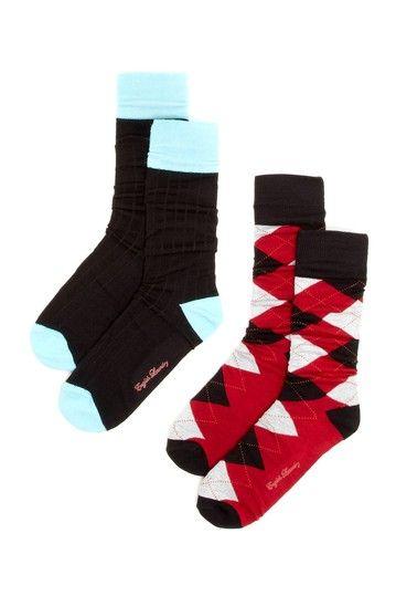 English Laundry 2 Pack Socks English Laundry Socks My Style