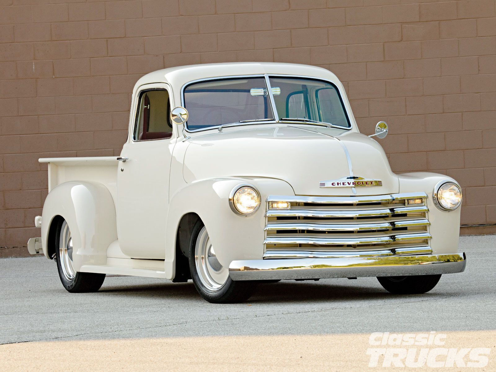 Old Chevy Trucks | 2011 Classic Truck Buyers Guide Chevy Truck Photo 20