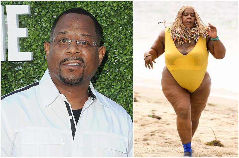 Martin Lawrence S Weight 156 Pounds 71 Kg