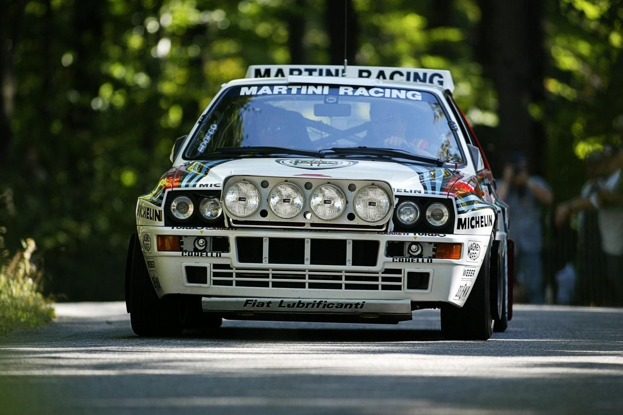 The Most Beautiful Lancias Voiture De Rallye Rallye Voiture
