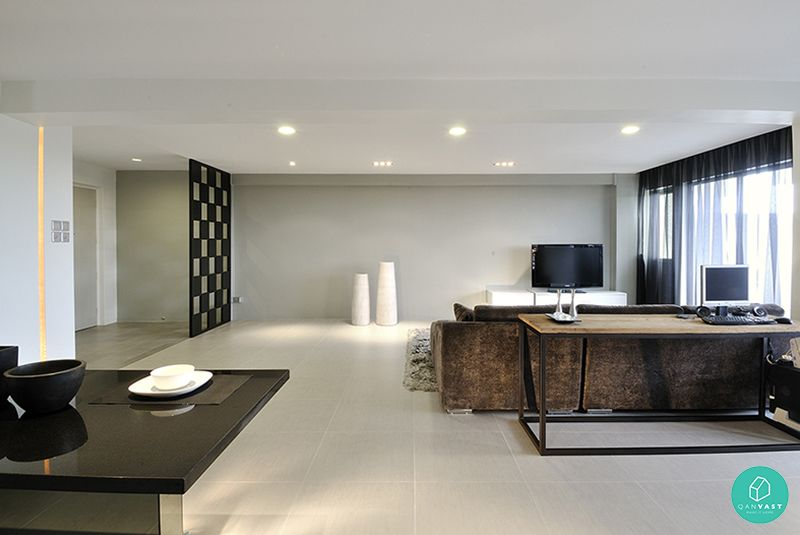 10 Stylish Minimalist Home Designs For Your HDB/Condo | Minimalist ...
