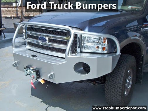 Planning For Your Ford Truck Rear Or Front Bumper