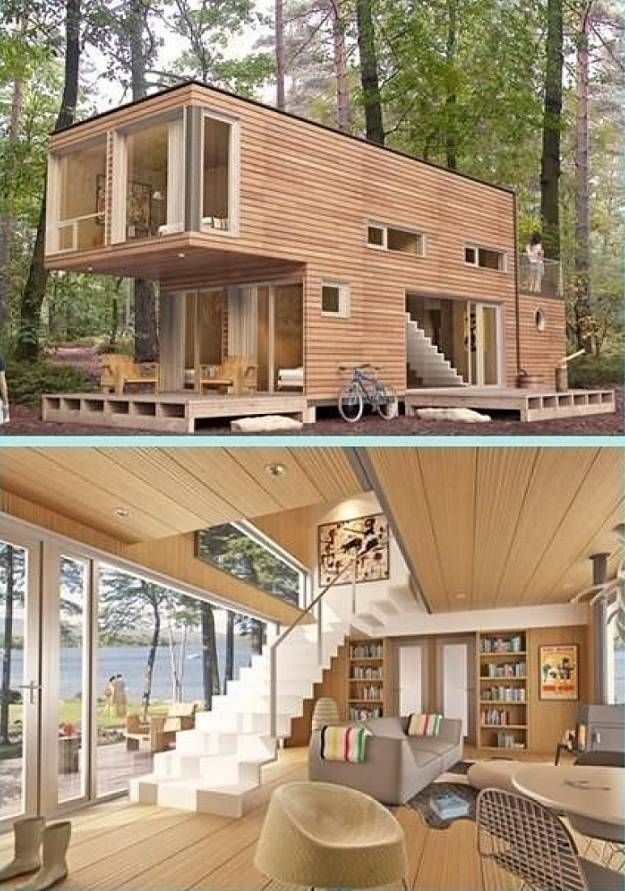 17 Cool Container Homes To Inspire Your