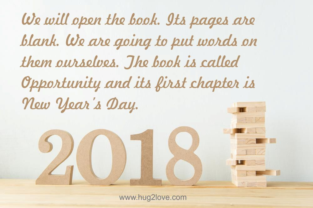 Best New Year Resolution Quotes 2018 | Happy New Year 2019 Wishes ...