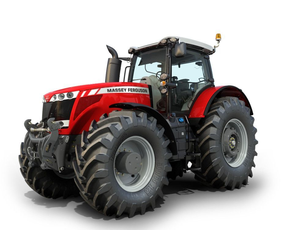 Fault Codes List and Error Codes for Massey Ferguson 8600 series