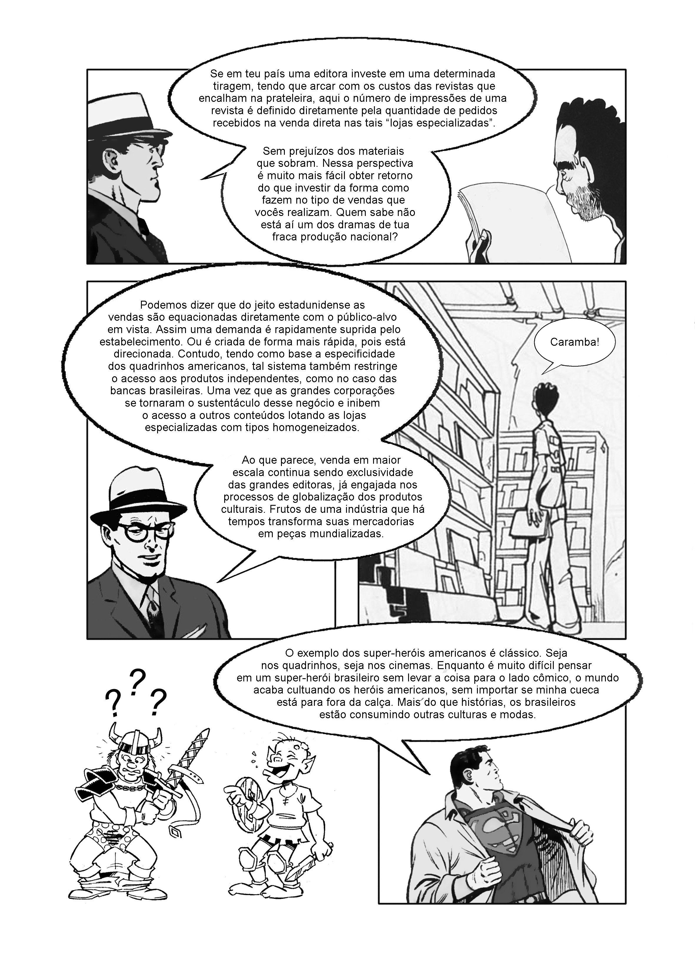(TCC) Quadrinhos Nacionais: Uma Perspectiva Estrangeira (UNIVAP), arte/texto de Carlos Campos Pg36