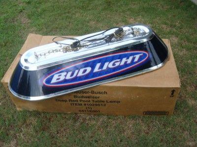 Details About Vintage Budweiser Beer Pool Table Billiard
