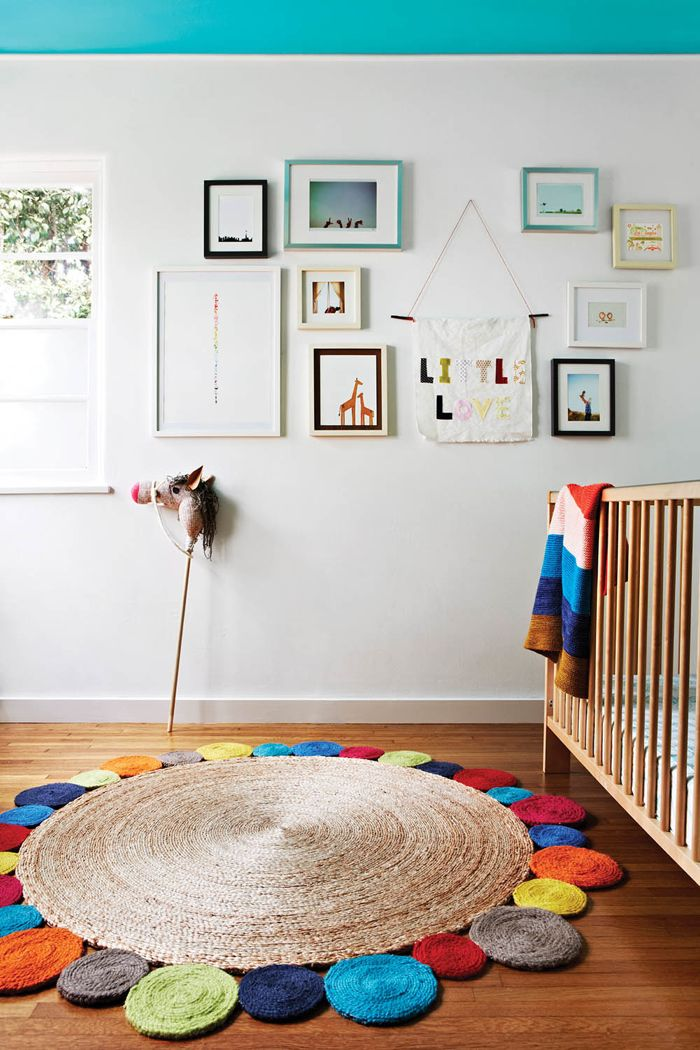 Modern Rug For Kids Armadilloandco