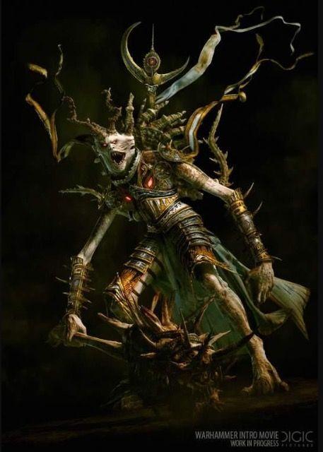 Warhammer fantasy tzeentch