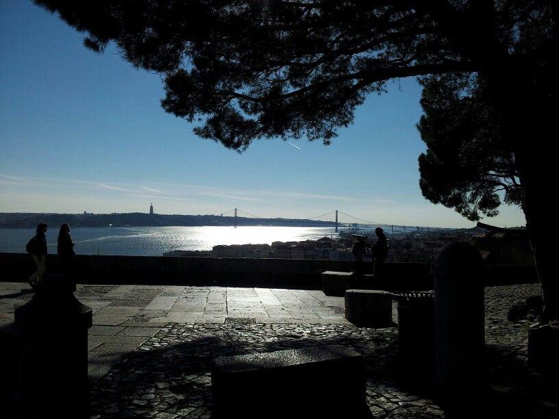 Castelo de São  Jorge - Lisboa / Portugal
