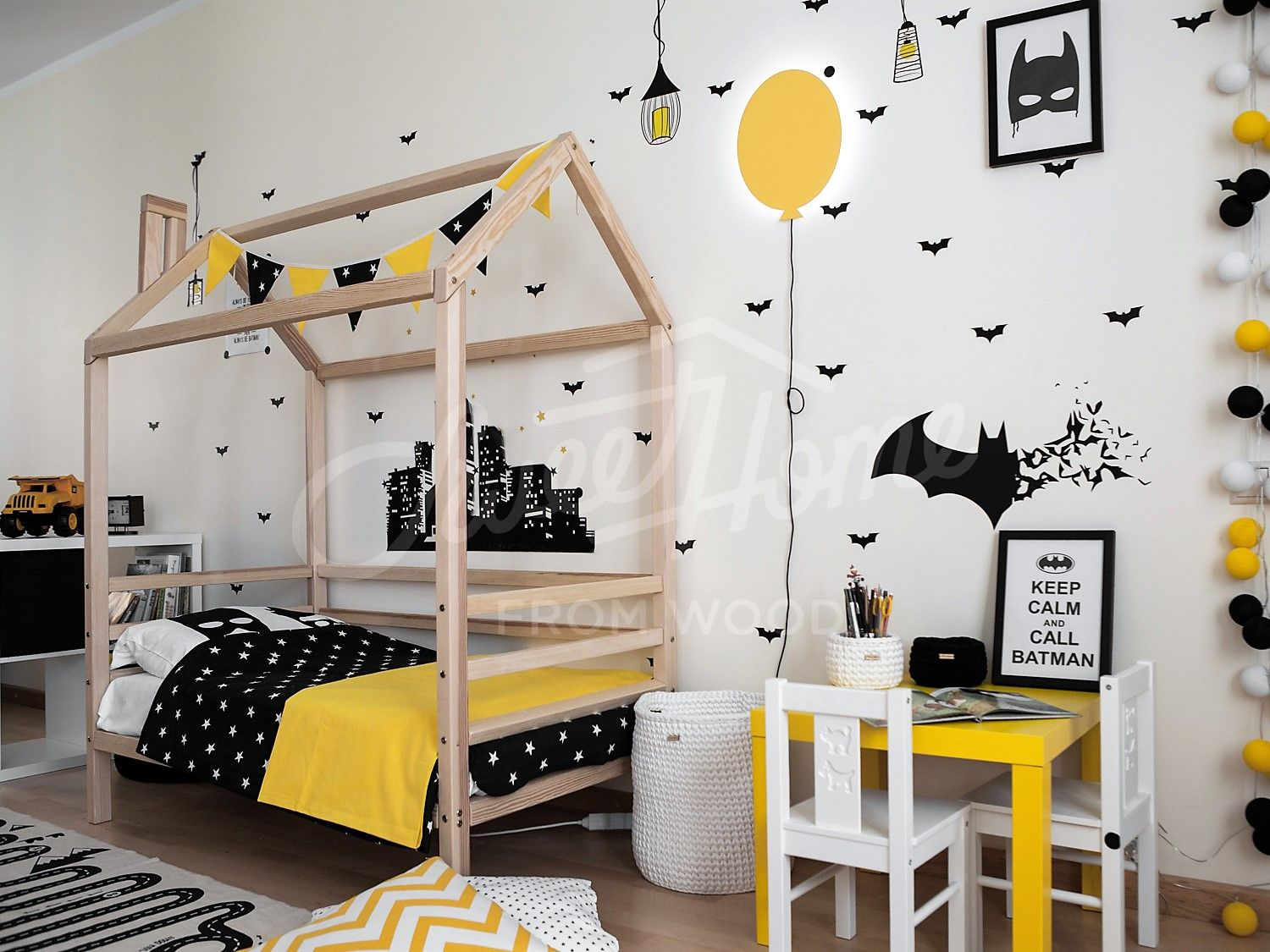 Kid bed house is floor bed for children in 2018 | HOUSE BED ...