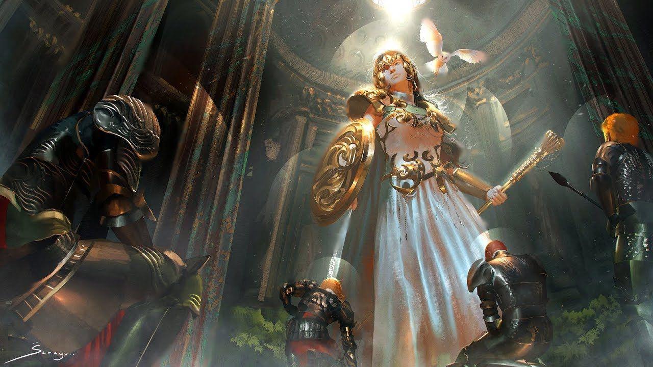 Cuộc chiến các vị thần,12 vị thần Hy Lạp bảo hộ gì cho 12 cung hoàng đạo?