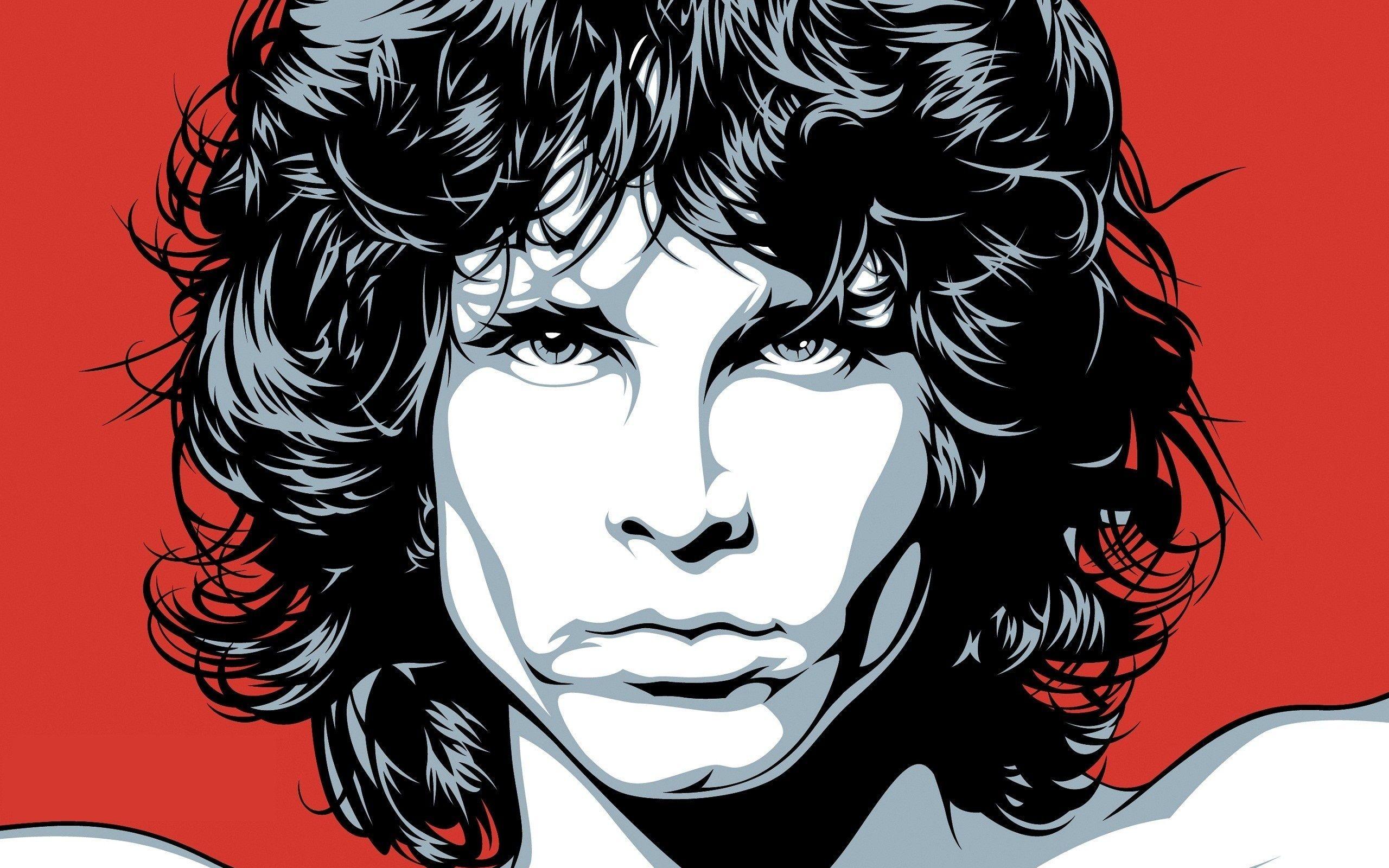 Jim Morrison The Doors Art