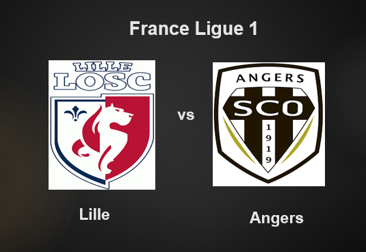 Lille vs Angers France Ligue 1 Football match Prediction