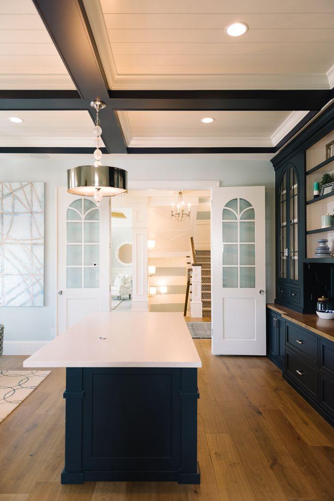 Dream home tour day five beautiful kitchens interior - Benjamin moore swimming pool paint 042 ...