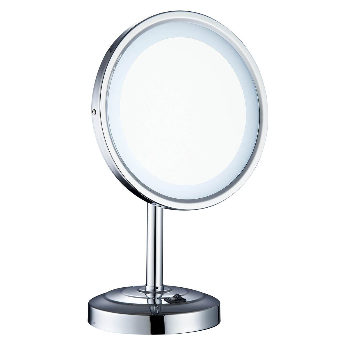 Buy Best 10x Led Vanity Magnifying Makeup Mirror On Stand Online