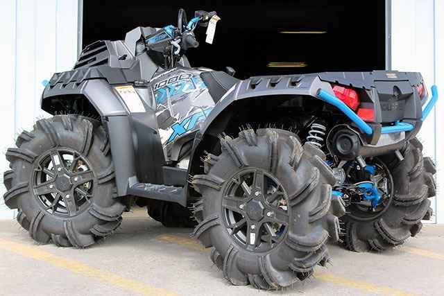 New 2017 Polaris Sportsman Xp 1000 High Lifter Edition Atvs For In Texas